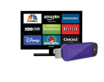Polaroid deve apresentar nova TV com sistema Roku integrado (Foto: Divulgação/Polaroid)