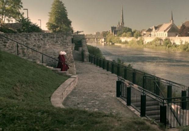 A distopia artística de 'The Handmaid's Tale' (Foto: Reprodução Hulu)