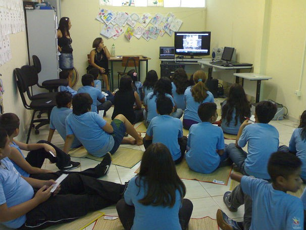 Escola Estadual General Gurjão (Foto: divulgação)