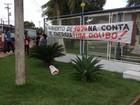 MAB ocupa Eletrobras em protesto contra alta tarifa de energia, em RO