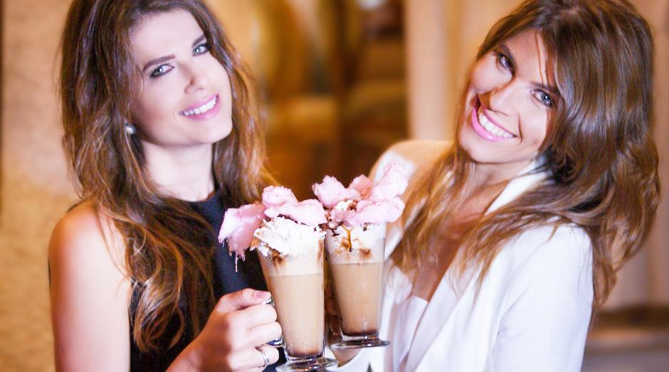 Paula e Bruna Vieira, criadoras do Café du Centre (Foto: Divulgação)