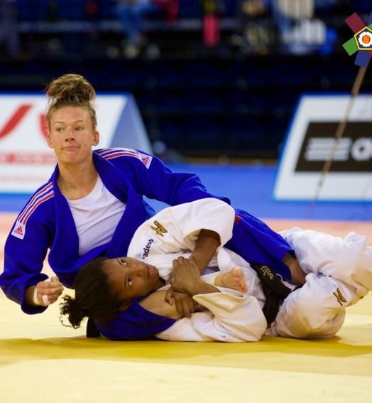 VALEU! (European Judo Union / Photographer: Stanislaw Michalowski)