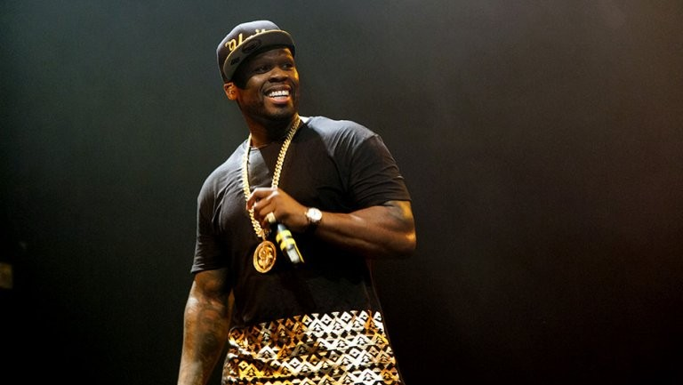 50 Cent (Foto: Divulgação)