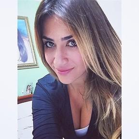 Jessica Costa, filha de Leonardo (Foto: Reprodução/Instagram)