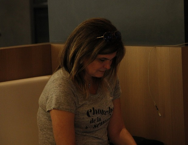 Cristiana Oliveira (Foto:  johnson parraguez-photorionews)