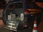 PRF apreende droga 'que seria vendida no Carnaval de Fortaleza'