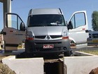 Comeam vistorias nas vans do transporte escolar em Arax, MG