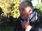 'Quem gosta de dinheiro tem que ser tirado da política', diz Mujica