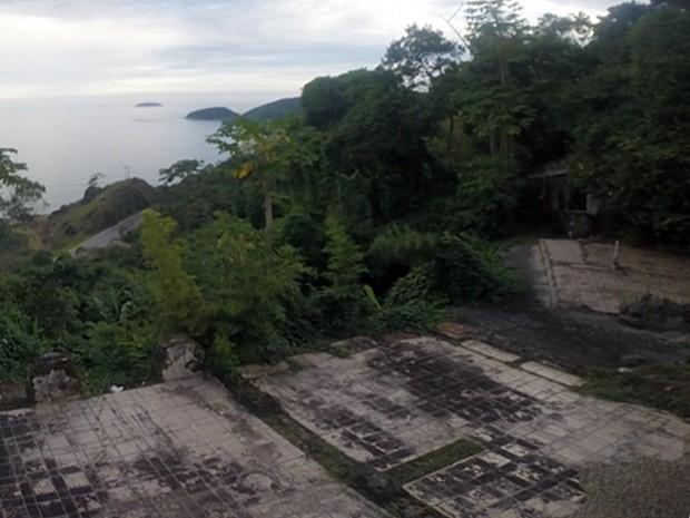 Mansão de Clodovil vai à venda no litoral 6 anos após morte do estilista (Foto: Daniel Corrá/ G1)