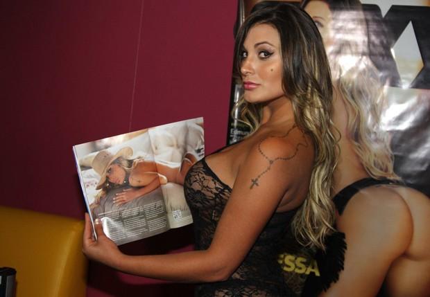 Andressa Urach (Foto: Thiago Duran/AgNews)