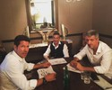 Simeone encontra diretoria do Atlético e dá a entender que seguirá no clube