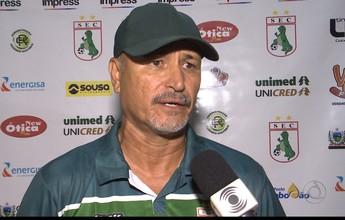 Com dois reforços, Sousa treina para amistoso contra o Icasa no domingo