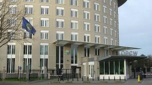 Organização com sede em Haia foi criada em 1997 e tem apoio da ONU (Foto: BBC)