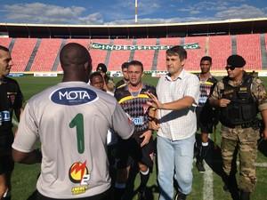 Angêlo Márcio, diretor Uberlândia Esporte (Foto: Gullit Pacielle)