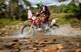 Jean Azevedo termina Rally dos Sertões como melhor brasileiro