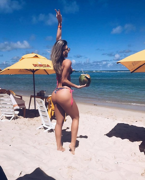 Tatiele Polyana (Foto: Reprodução / Instagram)
