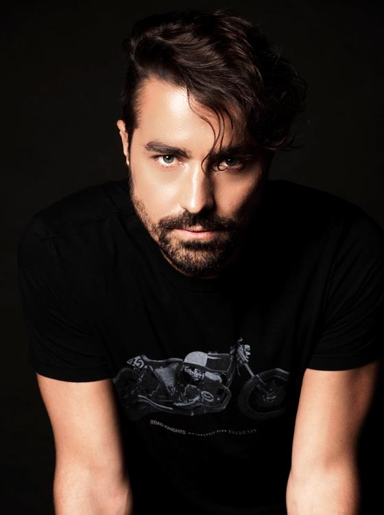 O ator Ricardo Pereira  (Foto:  Rodrigo Lopes)