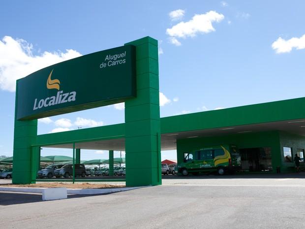 Localiza é considerada a franquia brasileira mais internacional (Foto: Divulgação)
