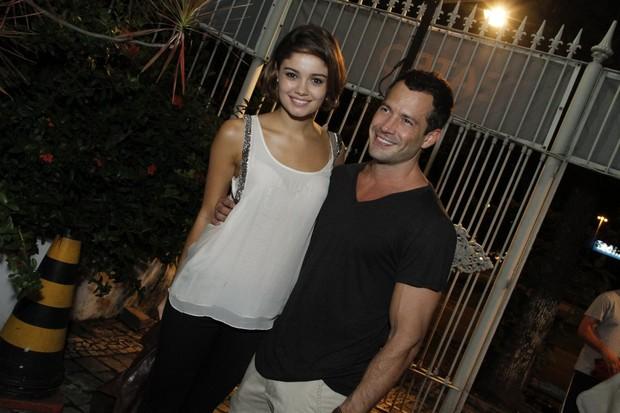 Sophie Charlotte e Malvino Salvador (Foto: Thyago Andrade/Foto Rionews)
