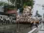 Jogos do Mundo: No Japão, Yamakasa é corrida de alegorias de uma tonelada