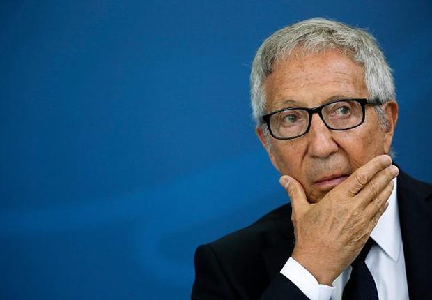 O empresário Abilio Diniz, do grupo Peninsula, é um dos acionistas do Carrefour (Foto: Ueslei Marcelino/Reuters)