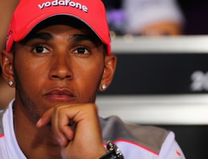 lewis hamilton mclaren gp da Inglaterra coletiva (Foto: Ag&#234;ncia Getty Images)