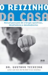 reizinho da casa; livro (Foto: Divulgação)