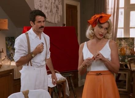 Sandra vai transformar Ernesto em Candinho!
