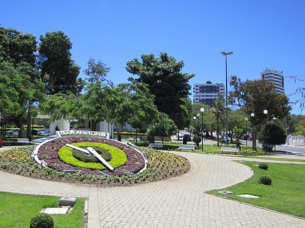 Relógio das Flores é um dos cartões-postais de Garanhuns (Foto: Divulgação/Prefeitura de Garanhuns)
