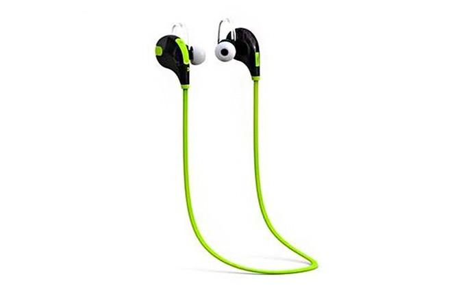 Fone de ouvido compacto tem tecnologia Bluetooth (Foto: Divulgação/Knup)