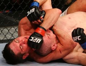 Kurt Holobaugh x Steven Siler UFC 159 (Foto: Getty Images)