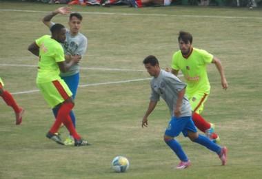 Velo Clube x São Carlos  (Foto: Rovanir Frias)