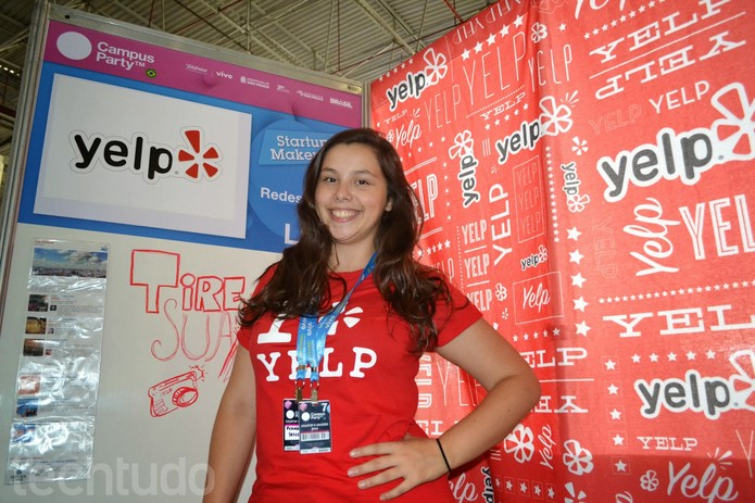 Yelp (Foto: TechTudo/Melissa Cruz)