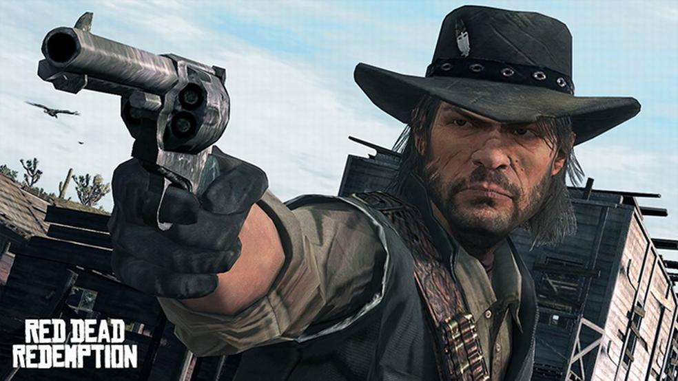Dos criadores de GTA, Red Dead Redemption aborda temas adultos (Foto: Divulgação/Rockstar)