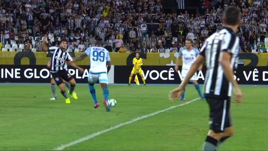 """Joel """"Cruel"""": ex-Bota faz dois gols e leva Avaí a vitória na casa do Alvinegro: 2 a 0"""