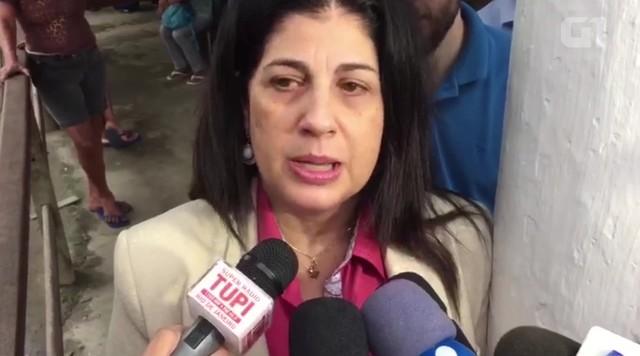 Rosinha Garotinho conta sobre visita a ex-governador e nega privilégios