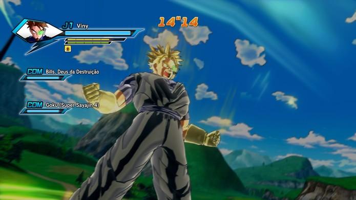 Veja como ganhar a habilidade de Super Sayajin 2 em Dragon Ball Xenoverse (Foto: Reprodução/Vinícius Mathias)