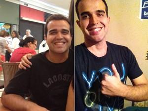 Vinícius perdeu 25 kg em menos de 6 meses (Foto: Arquivo pessoal)