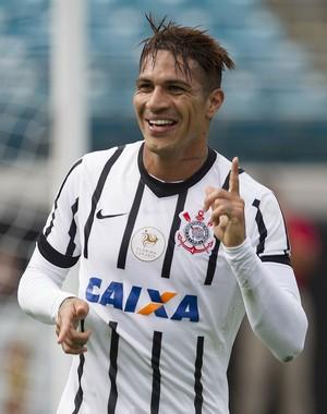 Guerrero Corinthians x Bayer (Foto: Daniel Augusto Jr/Ag. Corinthians)