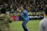 """Título me coloca na história do clube"", comemora técnico Marcelo Chamusca"