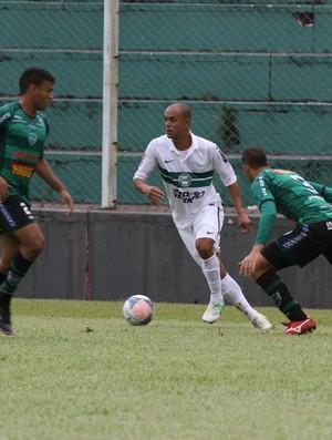 Julio César Coritiba x Arapongas (Foto: Raphael Brauhardt / Site Oficial do Coritiba)