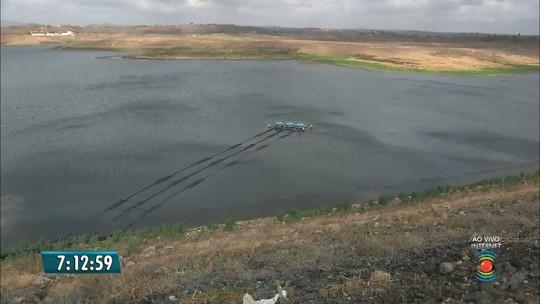 Volume de água em Boqueirão sobe depois das chuvas, diz Aesa da PB