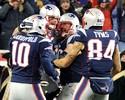 Em noite de Brady, Patriots vão à final da AFC; Seahawks decidem a NFC