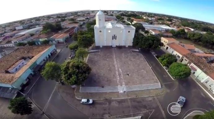 Cidade de Valença é destaque no quadro 'Isso é Piauí' (Foto: Reprodução/Rede Clube)