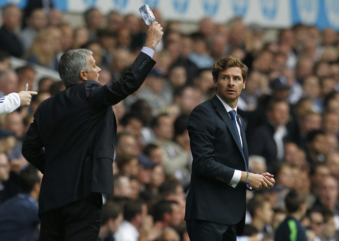 José Mourinho André Villas-Boas (Foto: AFP)