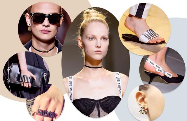 Logomania: Christian Dior (Foto: Reprodução, Getty, IMax Tree e Antonio Barros)