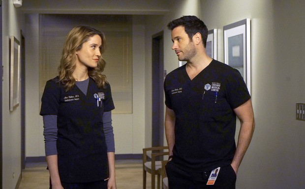 "Chicago Med - ""An Inconvenient Truth"" (16Ep3T)"