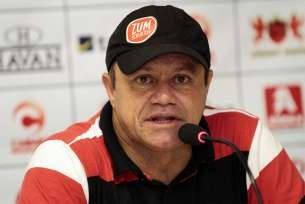 Arthurzinho, técnico do Paysandu (Foto: Divulgação / Paysandu)