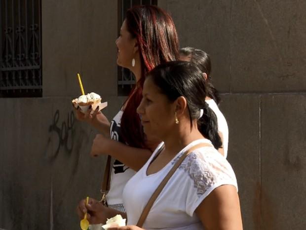 Campinas registra 39º C, afirma Somar (Foto: Reprodução/ EPTV)