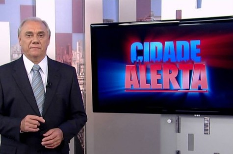 Marcelo Rezende, da Record, desbancou José Luiz Datena como rei do jornalismo-show (Foto: Divulgação)